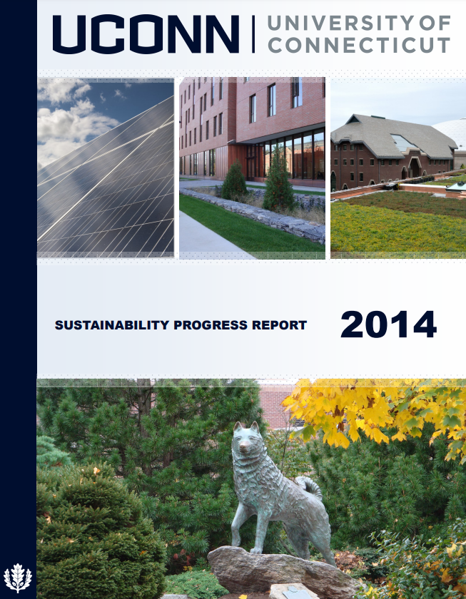 2014 Sustainability Progress Report