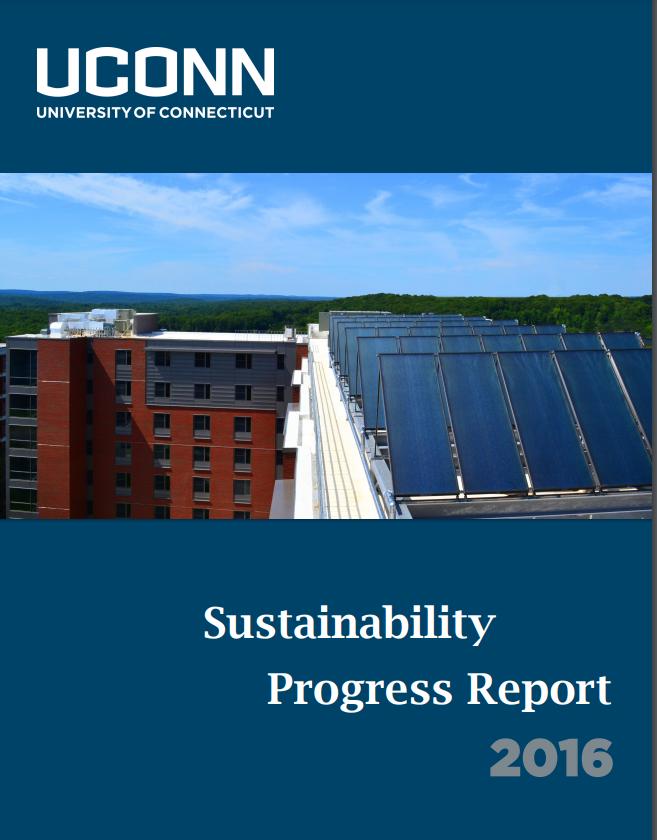 2016 Sustainability Progress Report